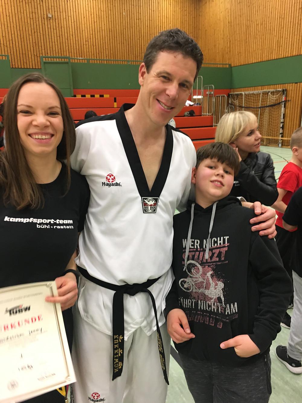 Taekwondo Landesmeisterschaft