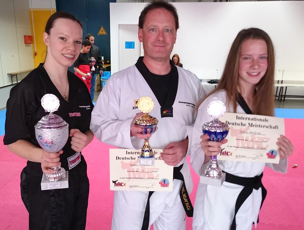 Kickboxen deutsche Meisterschaft