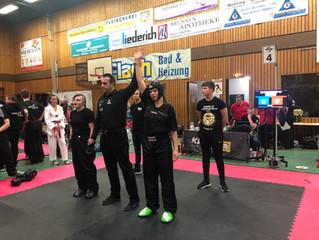 NOX Kickboxturnier der WKU in Trier