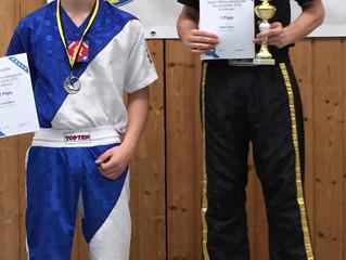 Landesmeisterschaft im Kickboxen