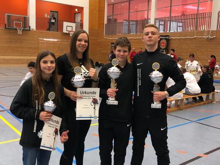 Taekwondo Pokalturnier in Bretten