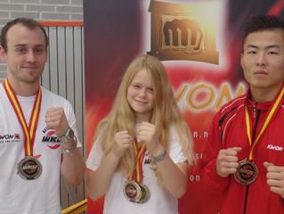 Weltmeisterschaft Kickboxen der WKU