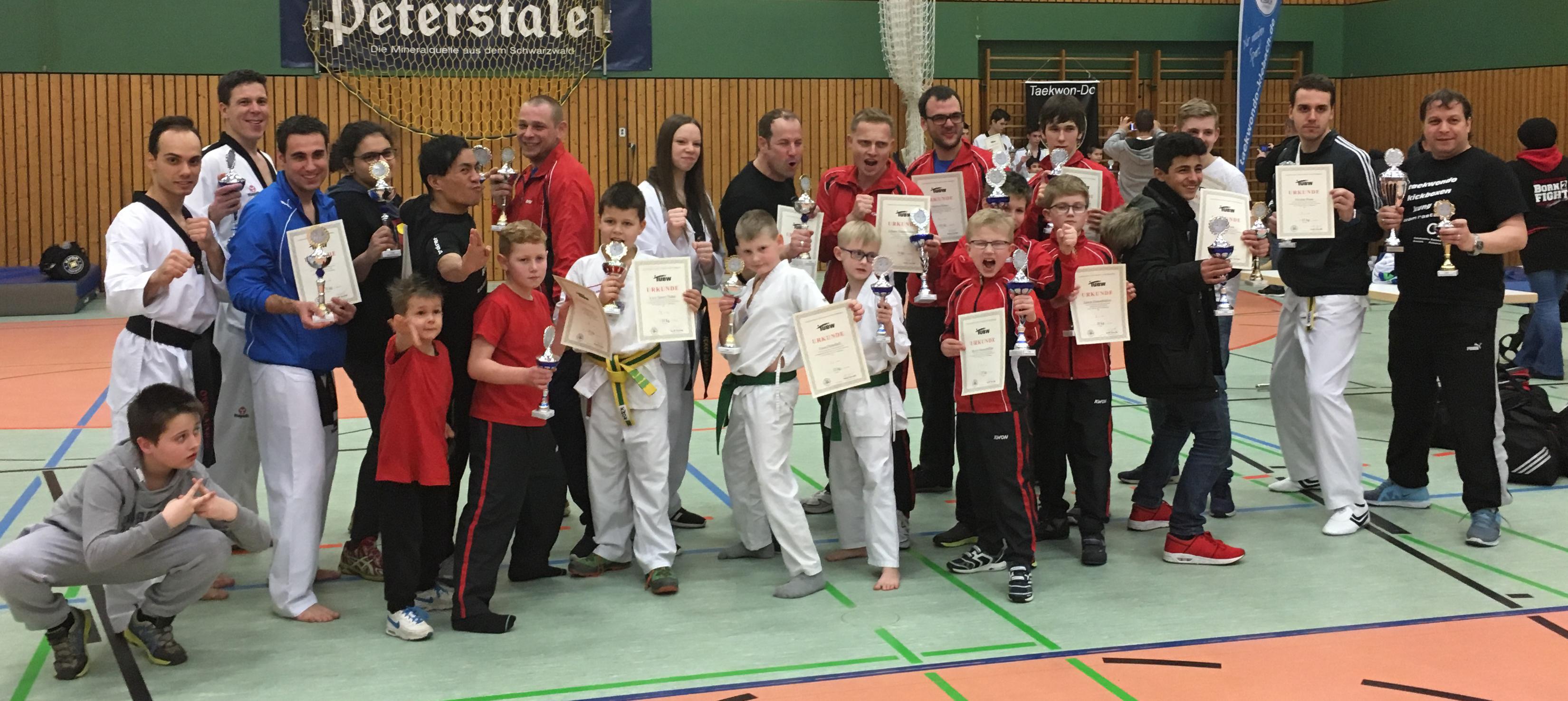Baden-Württembergische Meisterschaft