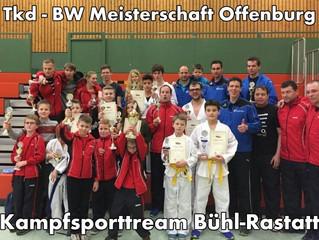 Baden-Württembergische TKD Leichtkontakt Meisterschaft