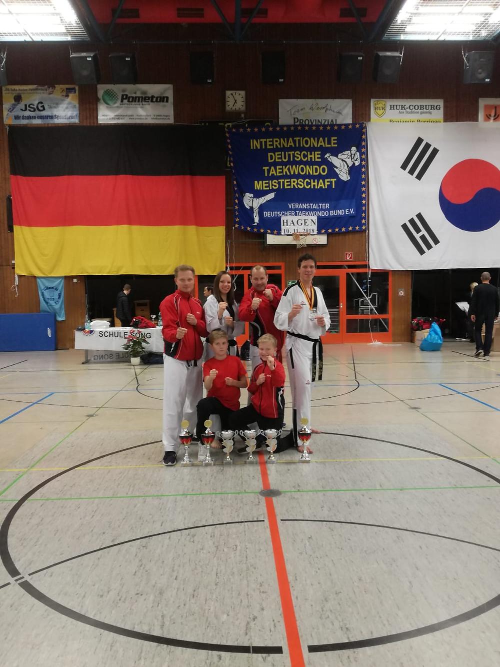 IDM Taekwondo