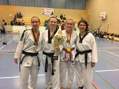 Internationale deutsche Meisterschaft Taekwondo