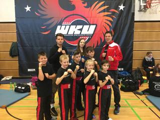 Newcomerturnier Kickboxen