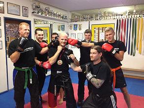 Taekwondo Kickboxen Sicherheit Kinder Fitness