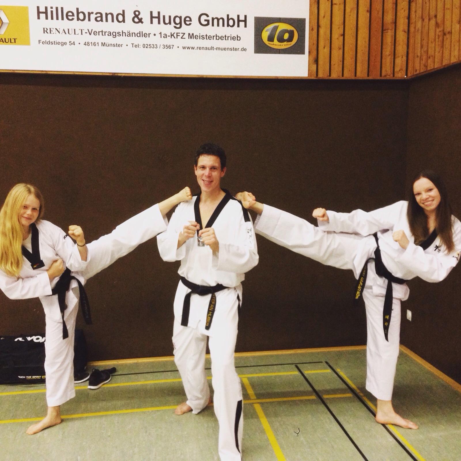IDM Taekwondo 2015