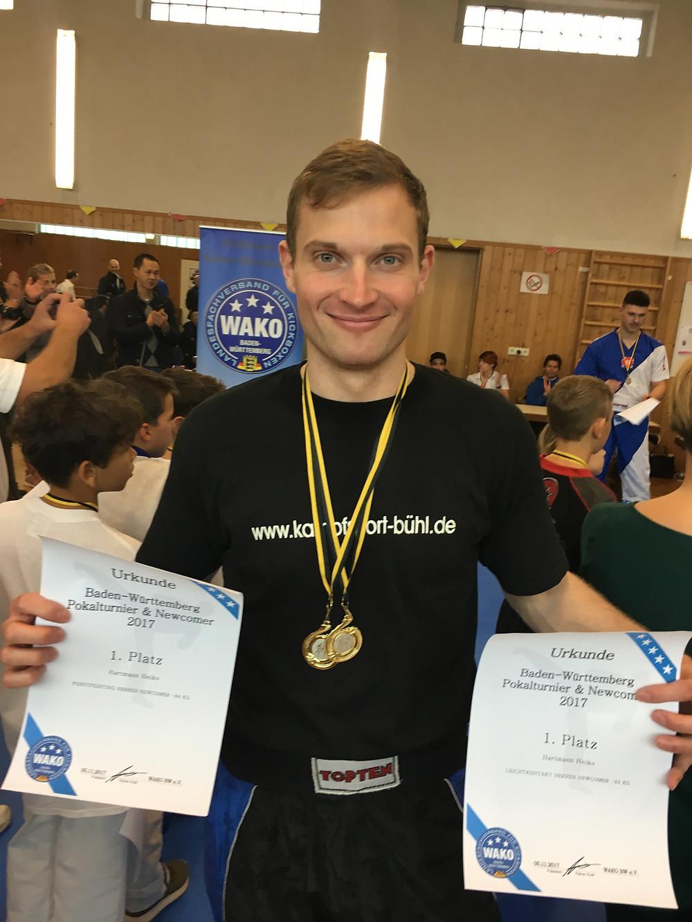 Heiko Hartmann 2 x Platz1