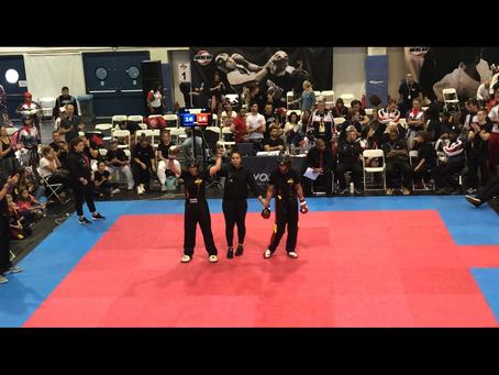 Gold und Bronze im Kickboxen für Jenny Dahlström