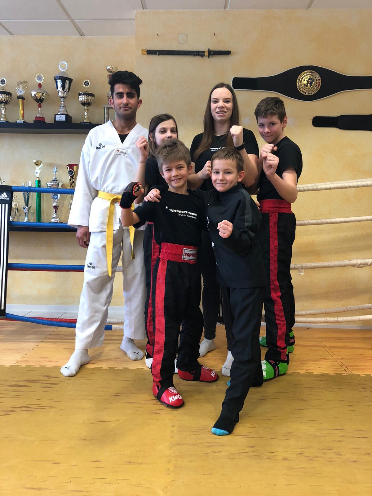 Offenburgcup Kickboxen 2020