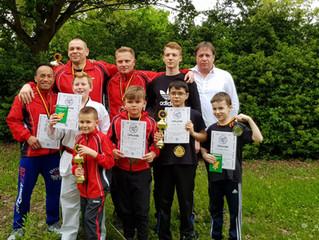Taekwondo Seebach Pokalturnier