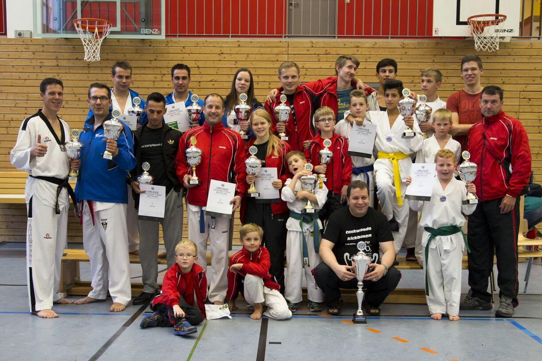 Brettener Pokalturnier 2015