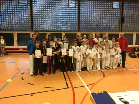Vereinsturnier Kampfsportteam Bühl-Rastatt