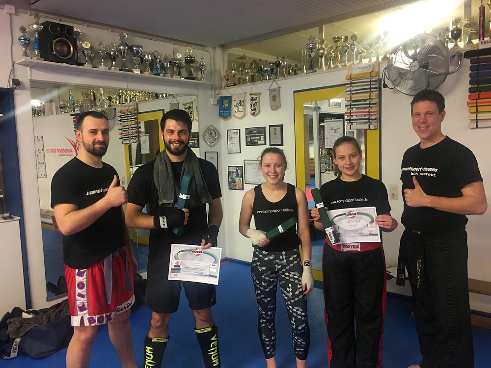 Kickboxen Kampfsport-bühl.de