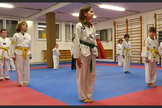 Taekwondo in Kappelrodeck wieder im Trainingsraum