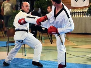 Erfolgreiche Landesmeisterschaft im Taekwondo