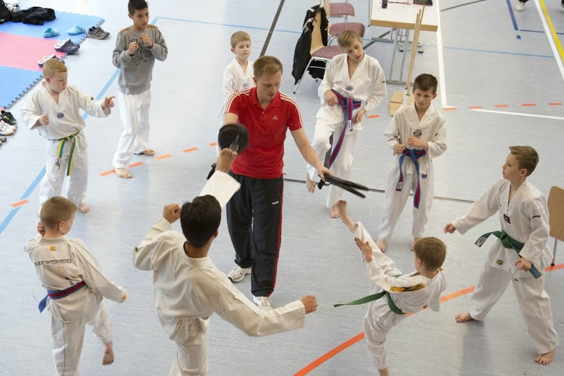 Seebachpokal Taekwondo 2015