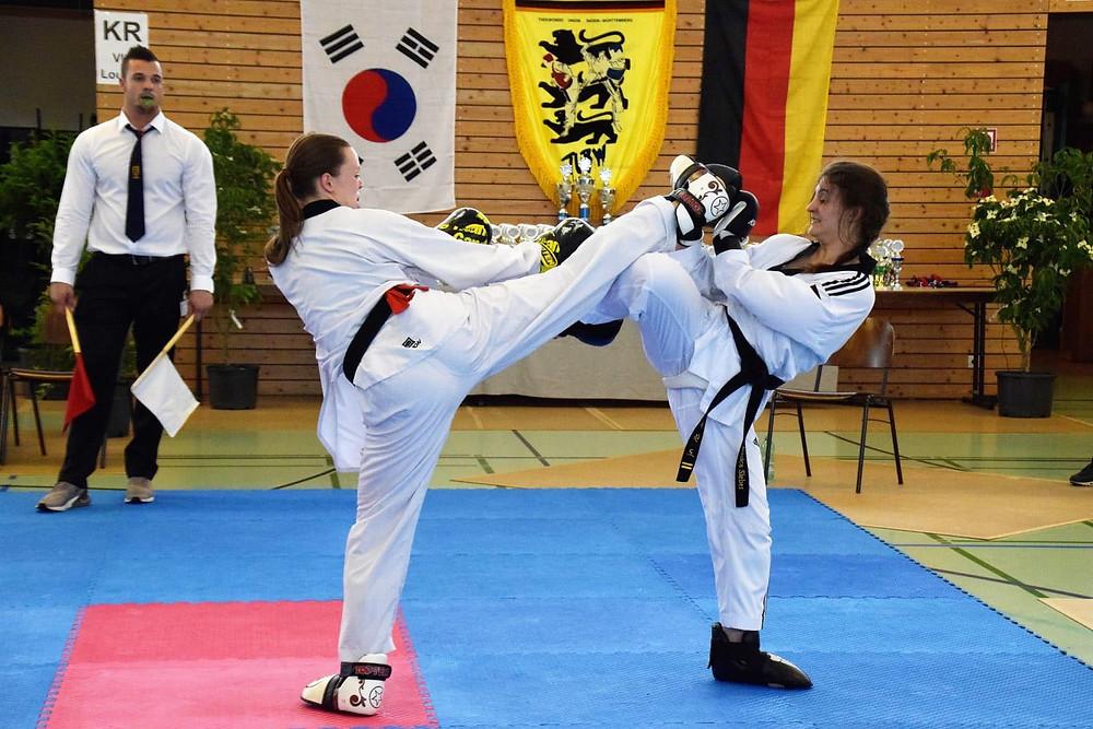 Landesmeisterschaft Taekwondo