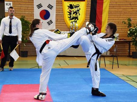 Int. Baden-Württembergische Taekwondo Meisterschaft