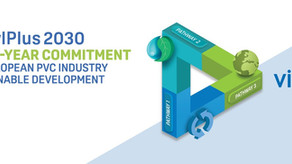 A new roadmap for PVC value chain - VinylPlus 2030 Commitment