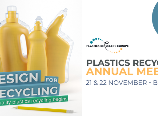Plastic Recyclers Annual Meeting 2019
