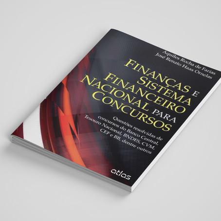 Livro Finanças e SFN para Concursos