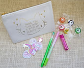 Exemple de petit sac cadeaux