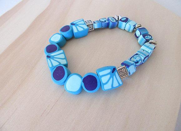 Bracelet asymétrique