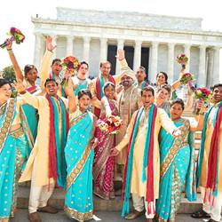 Amits Bridal Party