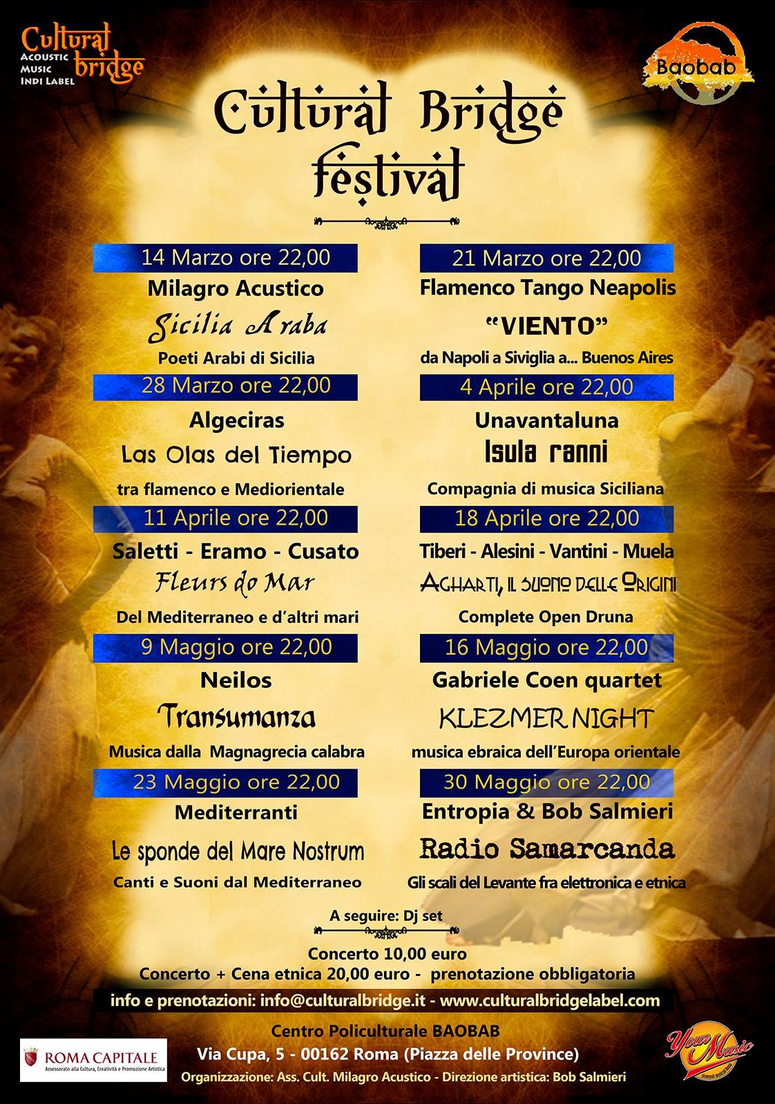2014 Cultural Bridge Festival