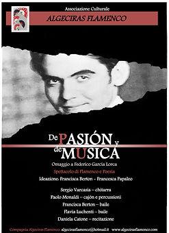 De pasión y de musica