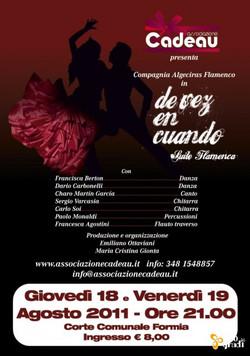 De vez en cuando - Suite Flamenca