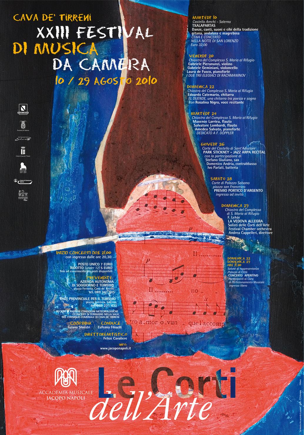 2010 Le Corti dell'Arte