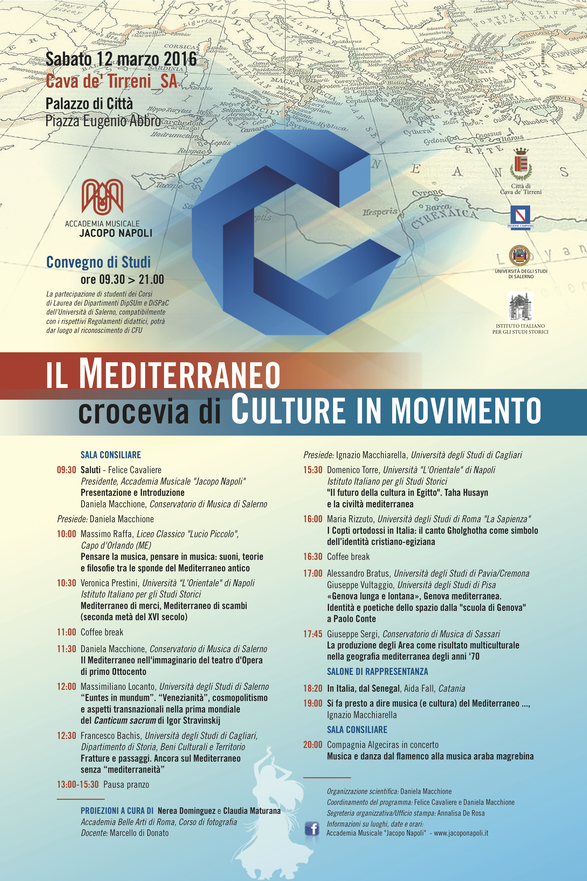 Convegno Culture Mediterraneo