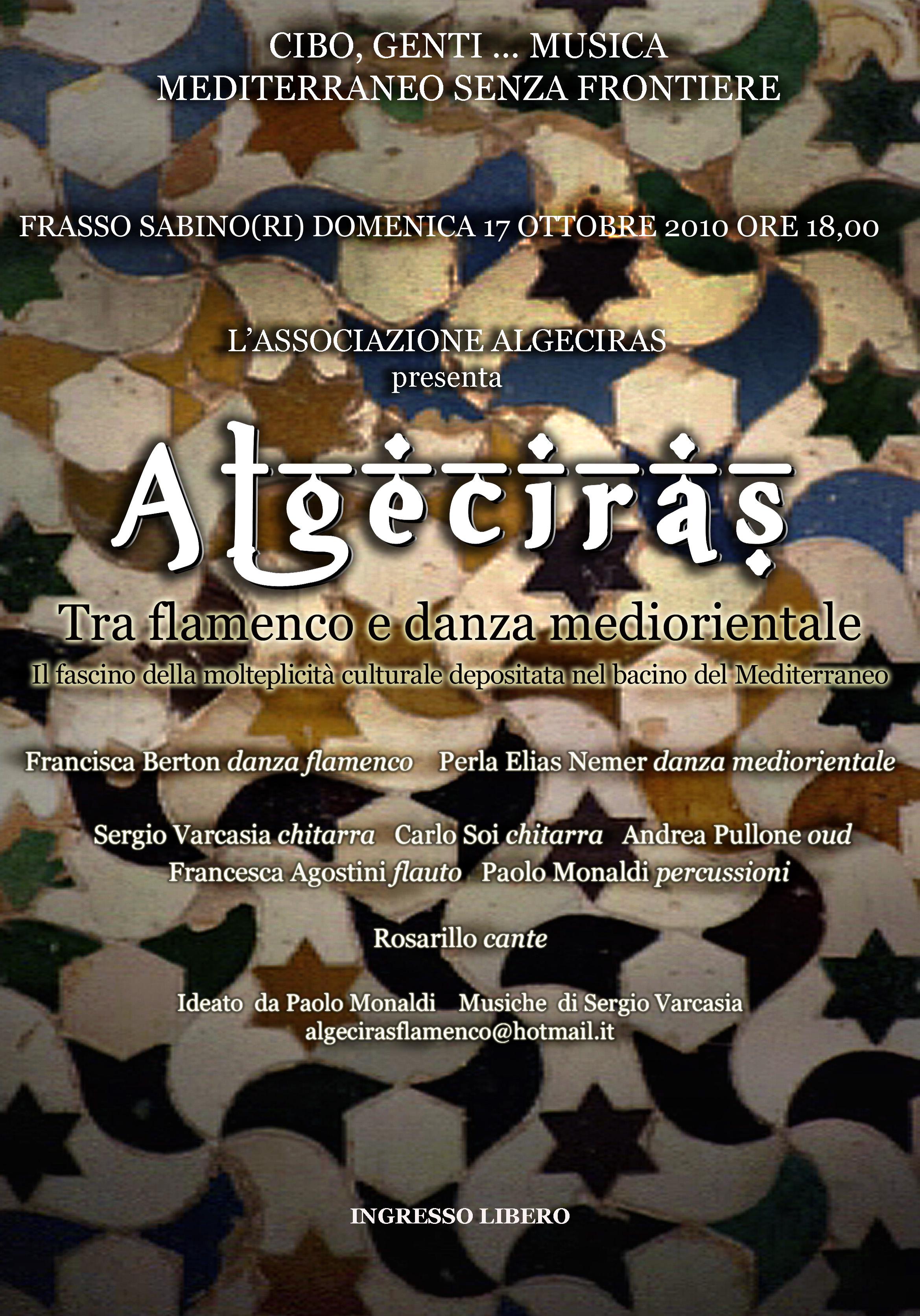 2010 Algeciras - Frasso Sabino