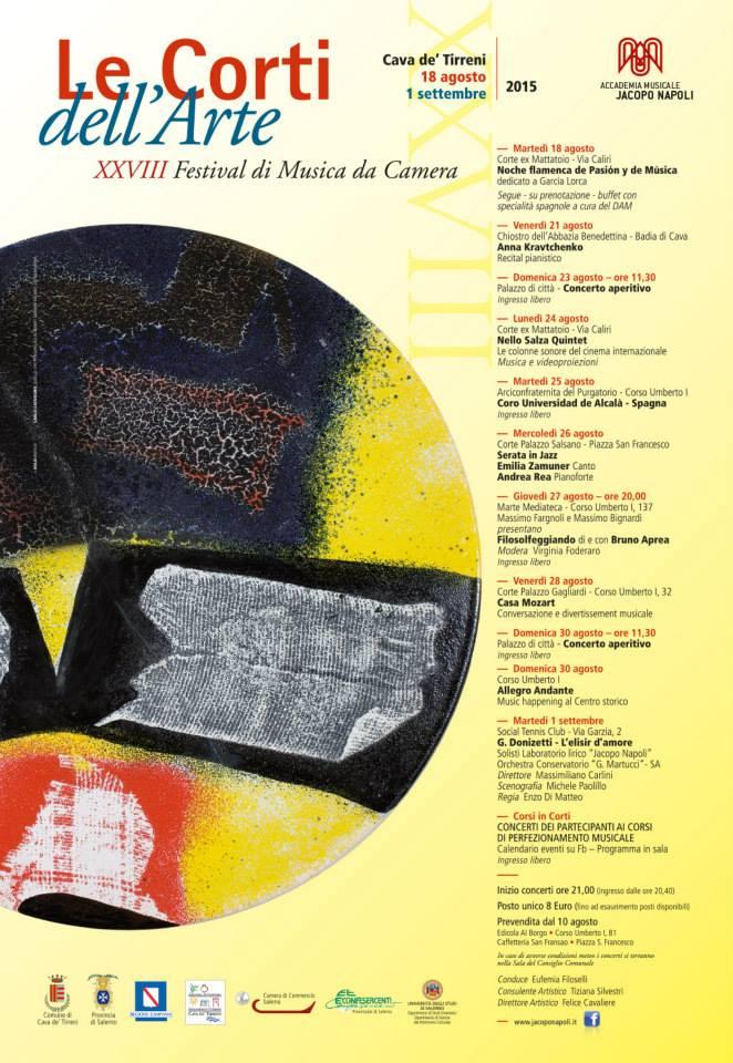 Le Corti Dell'Arte 2015