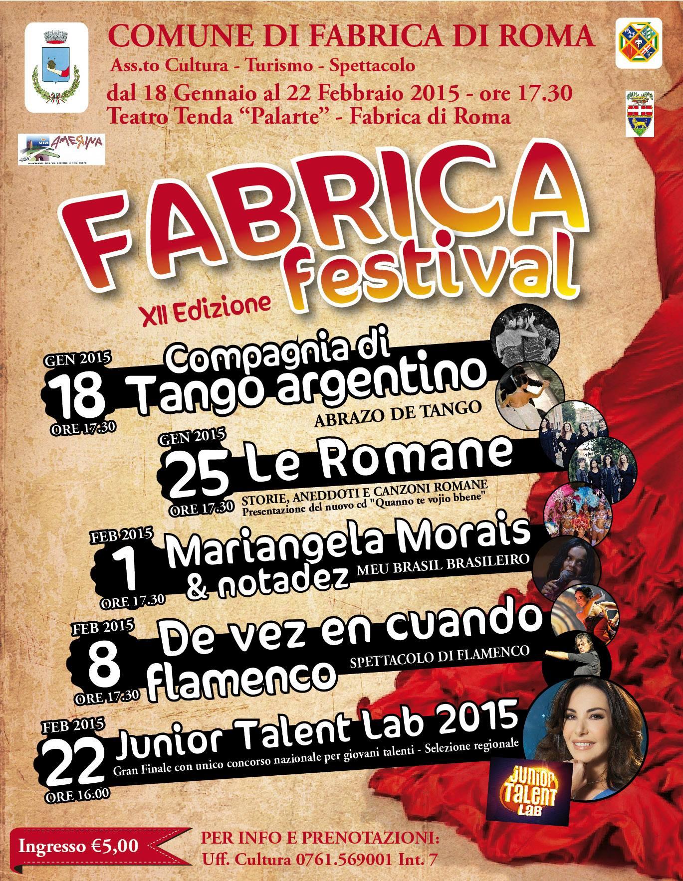 Fabrica Festival