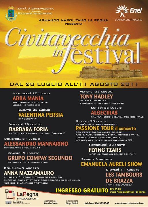 2011 Civitavecchiainfestival
