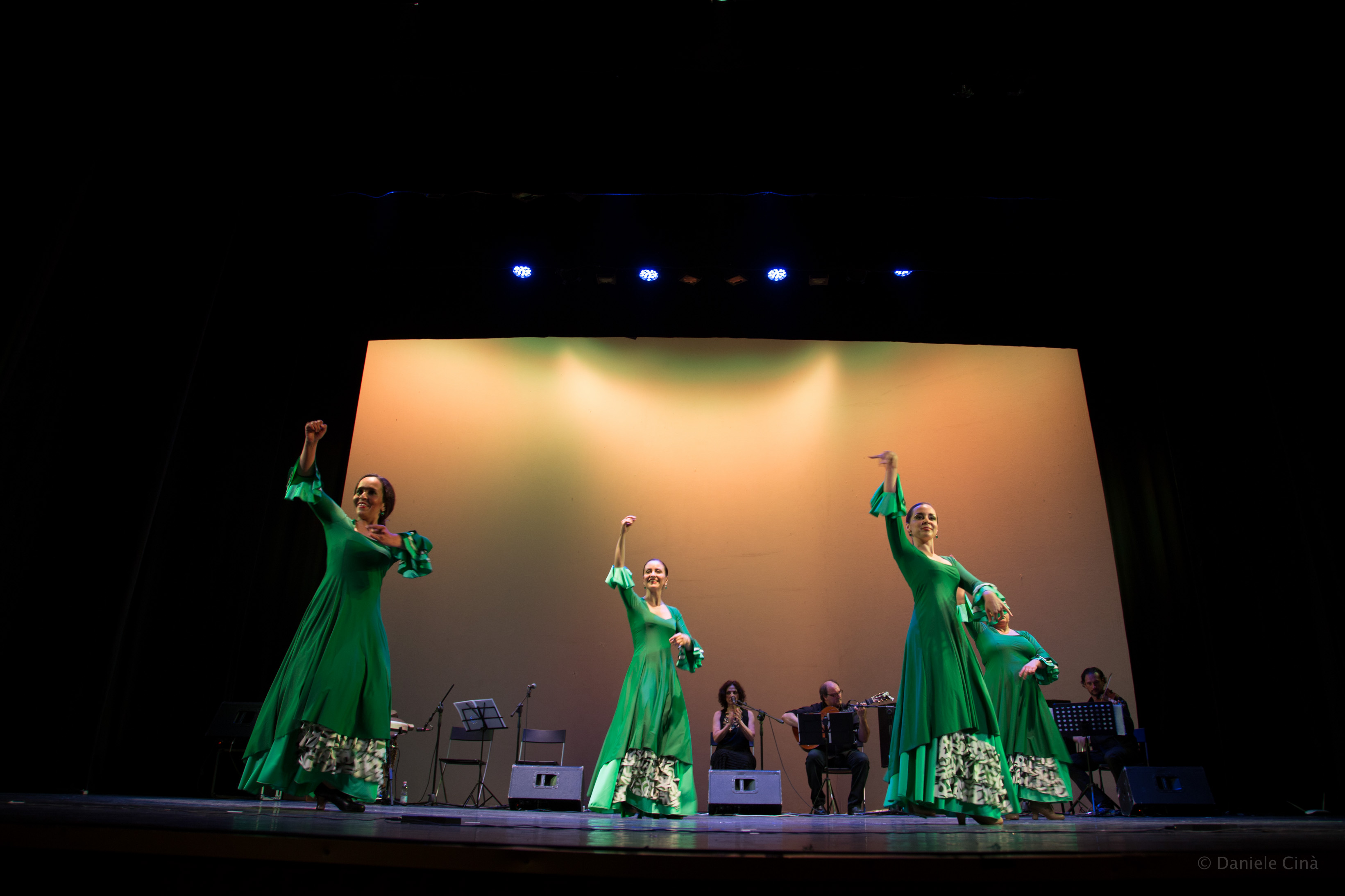 Corsi di flamenco a Roma