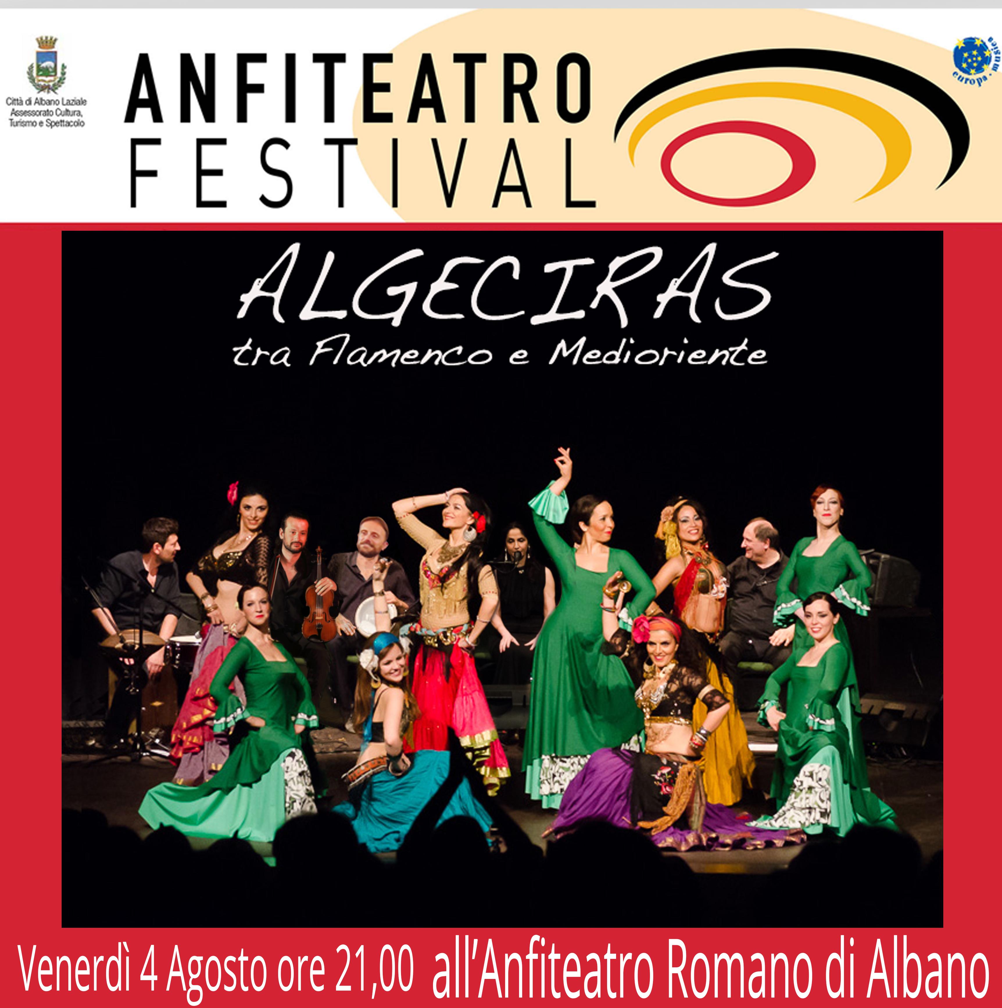 ALGECIRAS tra flamenco e Mediorente