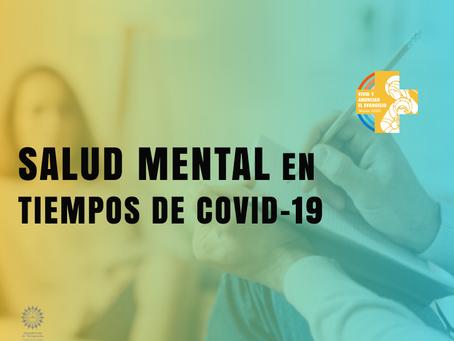 Salud Mental en Tiempos de COVID-19