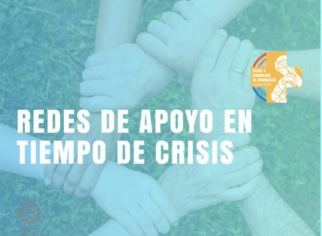 Redes de apoyo en tiempo de crisis