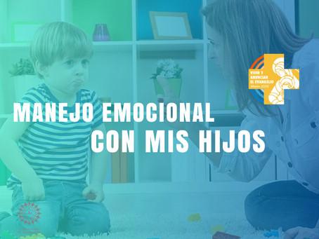 Manejo Emocional con mis Hijos