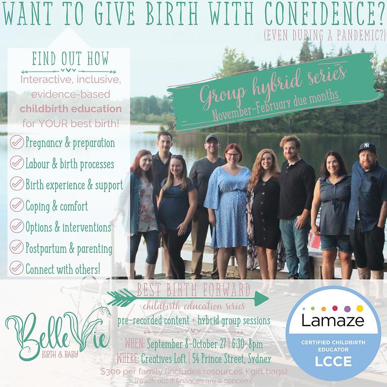 GROUP: Best Birth Forward (childbirth education)