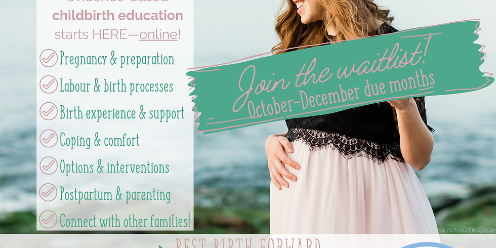 PRE-REGISTER: Best Birth Forward