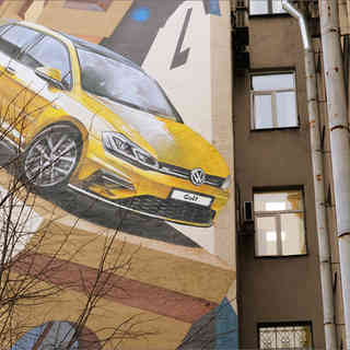 Volkswagen х Victor Splash