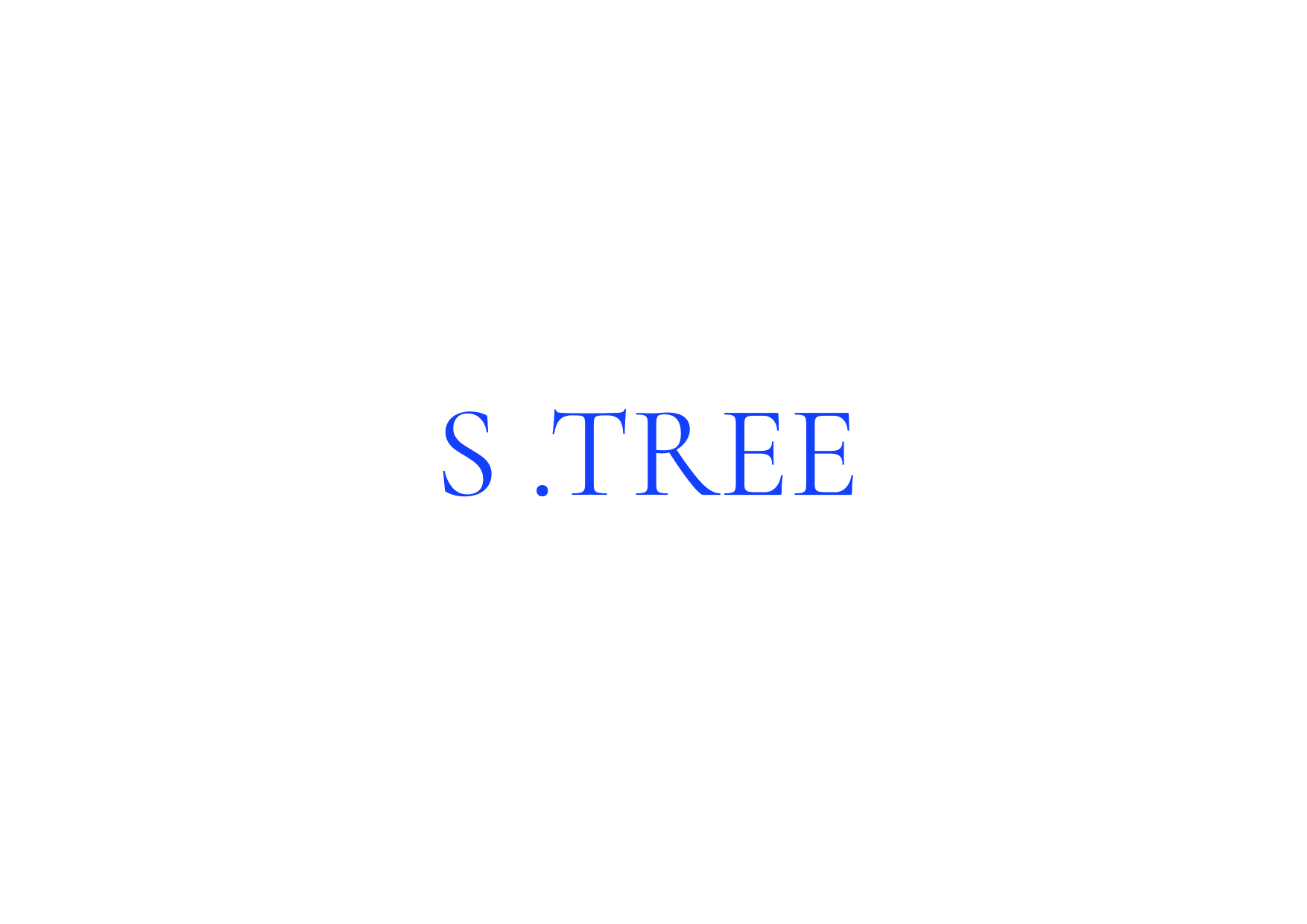 S.tree logo