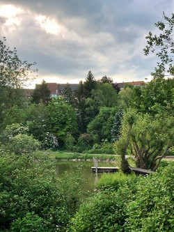 Stadtpark in Engen